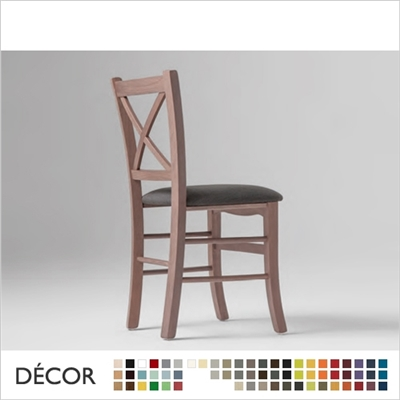 ATENA CHAIR, ECO LEATHER & DESIGNER FABRICS