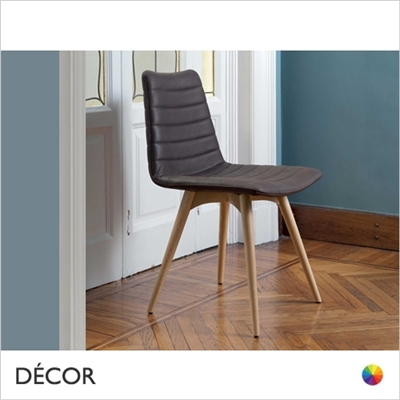 COVER CHAIR, WOOD, REAL LEATHER, ECO LEATHER & DESIGNER FABRICS