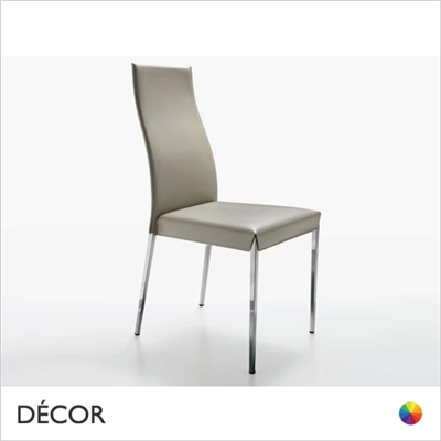 NAOMI CHAIR, LEATHER