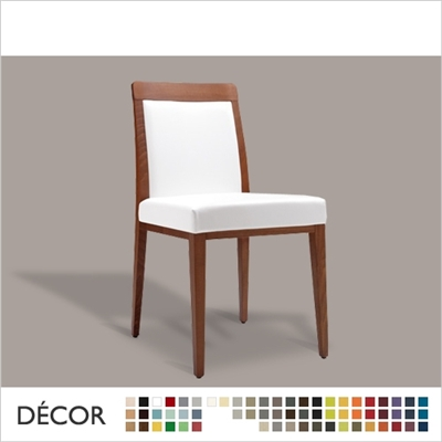 BOHEME CHAIR, ECO LEATHER & DESIGNER FABRICS
