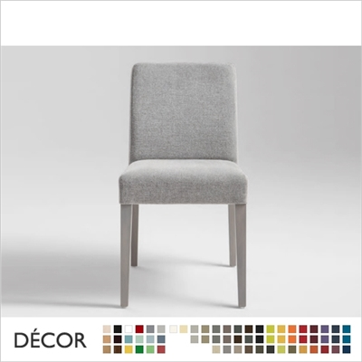 MISS CHAIR, ECO LEATHER & DESIGNER FABRICS