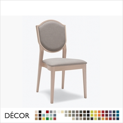 BLASON CHAIR, STACKABLE