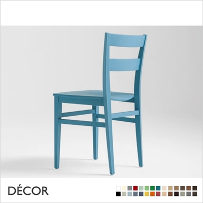 CREMONA CHAIR, WOODEN SEAT