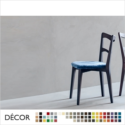 EDEN CHAIR, SLIM UPHOLSTERED SEAT