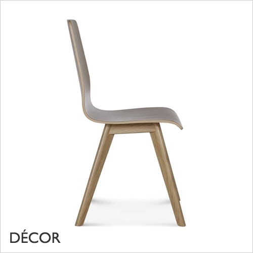 Minimum Berlin berlin chair with a bentwood seat wooden framed chairs decoronline