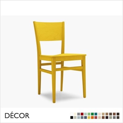 FIUGGI CHAIR, WOOD