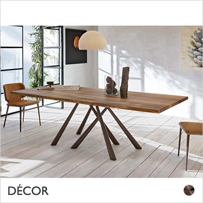 FOREST DINING TABLE, RECTANGULAR