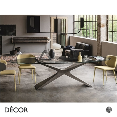 NEXUS DINING TABLE, OVAL
