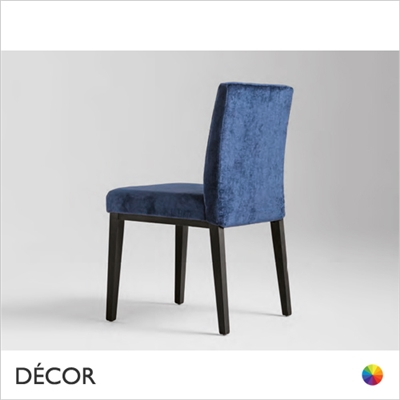 CASTA CHAIR, ECO LEATHER, ECO SUEDE OR FABRIC