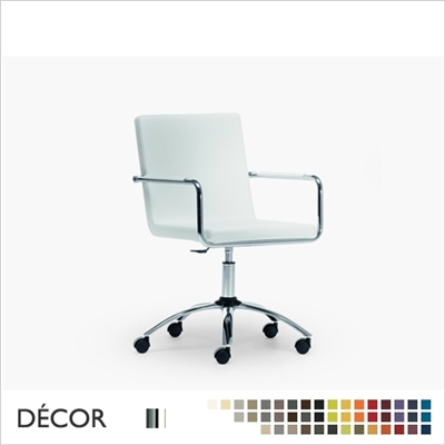 H5 EXECUTIVE CHAIR, ECO LEATHER