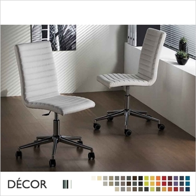 ISTAR DESK CHAIR, ECO LEATHER
