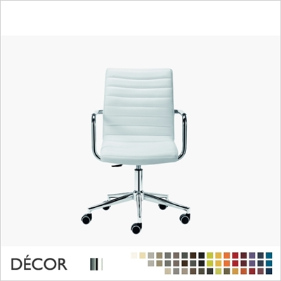 ISTAR EXECUTIVE CHAIR, ECO LEATHER