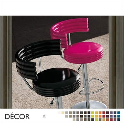 HAPPY KREEK BARSTOOL, ECO LEATHER