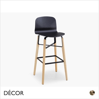 LIU BARSTOOL, WOOD