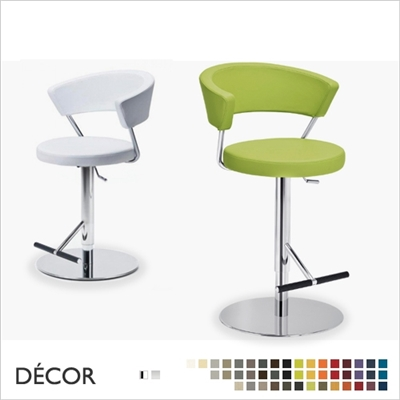 PRINZ BARSTOOL, ECO LEATHER