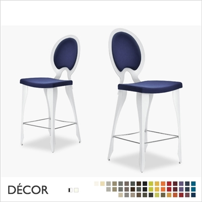 REVOLUTION BARSTOOL, ECO LEATHER
