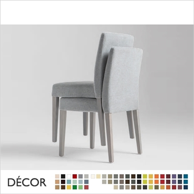 MISS CHAIR, ECO LEATHER, ECO SUEDE OR FABRIC