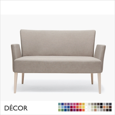 NOBLESSE DINING SOFA WITH ARMRESTS