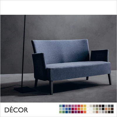 NOBLESSE LOUNGE SOFA WITH ARMRESTS