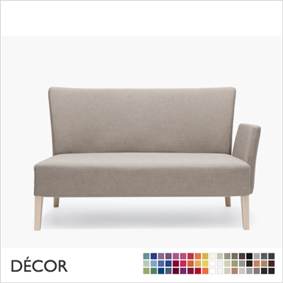 NOBLESSE LOUNGE SOFA WITH ONE ARMREST