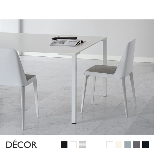 TOGO RECTANGULAR TABLE WITH COMPACT LAMINATE TOP