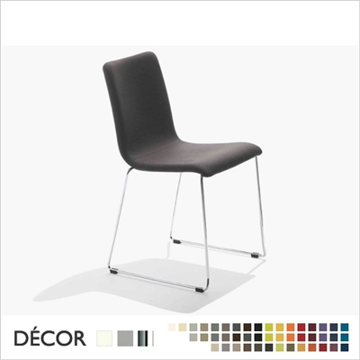 PASSEPARTOUT CHAIR, SLEDGE FRAME