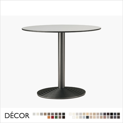 STEP TABLE BASE, ROUND