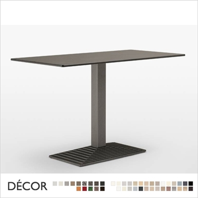 STEP TABLE BASE, RECTANGULAR