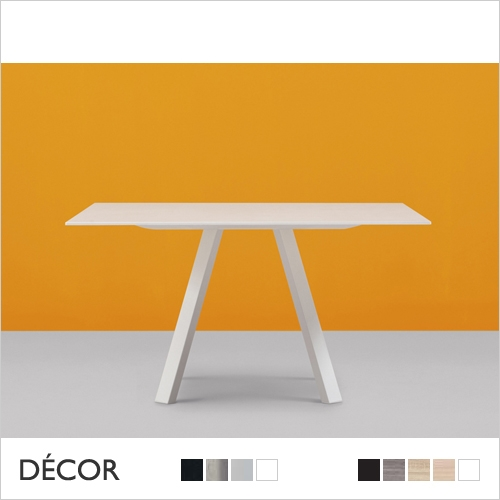 ARKI SQUARE TABLE, LAMINATE TOP