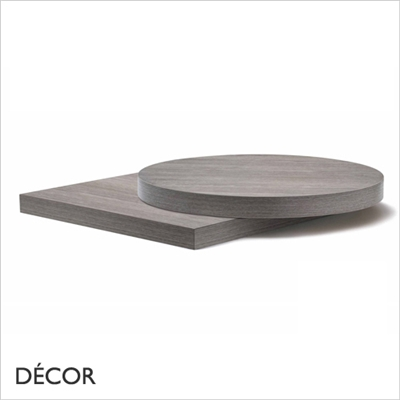 30MM LAMINATE TOP, GREY OAK