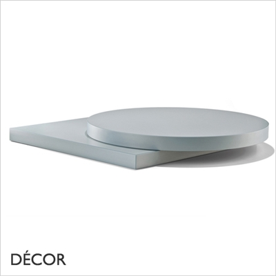 30MM LAMINATE TOP, GREY