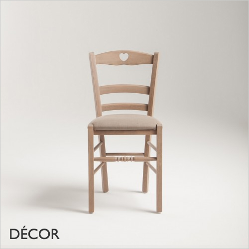 PETIT CHAIR, ECO LEATHER, ECO SUEDE OR FABRIC