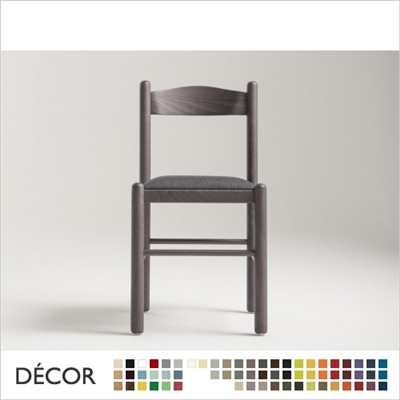 PISA CHAIR, ECO LEATHER & DESIGNER FABRICS
