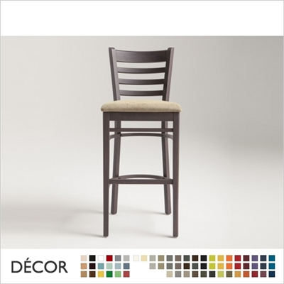AMERICA BARSTOOL,  ECO LEATHER & DESIGNER FABRICS