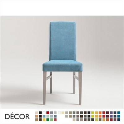 LADY CHAIR, ECO LEATHER & DESIGNER FABRICS