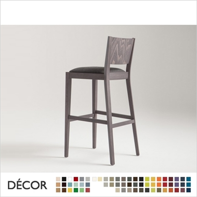 SOKO BARSTOOL, ECO LEATHER, ECO SUEDE OR FABRIC