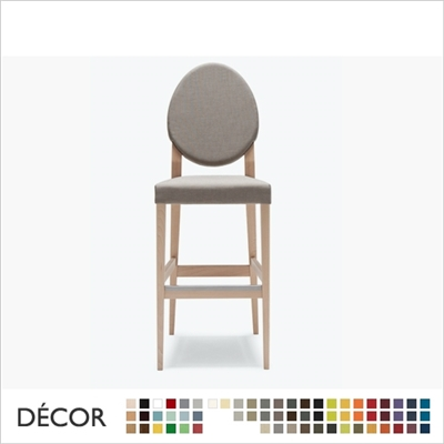 VICTORIA SOFT BARSTOOL,ECO LEATHER & DESIGNER FABRICS