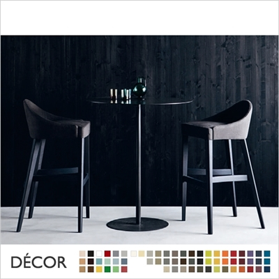 WILLIAM BARSTOOL, <br>ECO LEATHER & DESIGNER FABRICS<br> BAR & COUNTER HEIGHTS<br>MINIMUM ORDER QUANTITY: 2