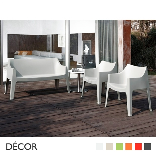 COCCOLONA SOFA, SOLID COLOURS