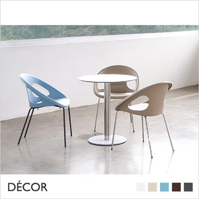 DROP CHAIR COATED FRAME