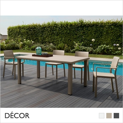 ERCOLE TABLE, OUTDOOR