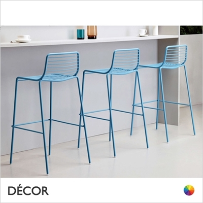 SUMMER BAR STOOL, OUTDOOR