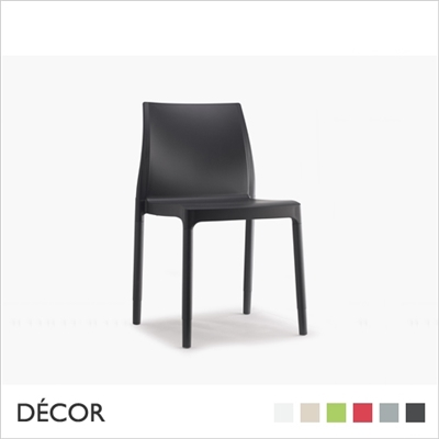 CHLOÉ MON ARMOUR CHAIR, SOLID COLOURS