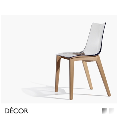 ZEBRA ANTISHOCK CHAIR NATURAL