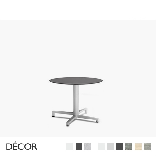 DOMINO FIXED TABLE BASE, COFFEE TABLE HEIGHT