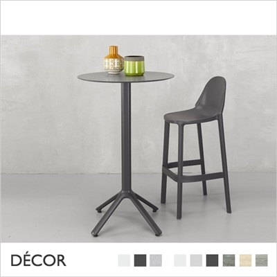 NEMO FIXED TABLE BASE, BAR HEIGHT