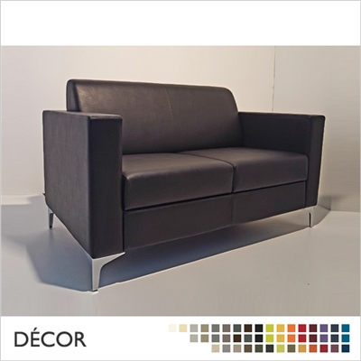 STEFANO LOUNGE SOFA, 2 & 3 SEATER