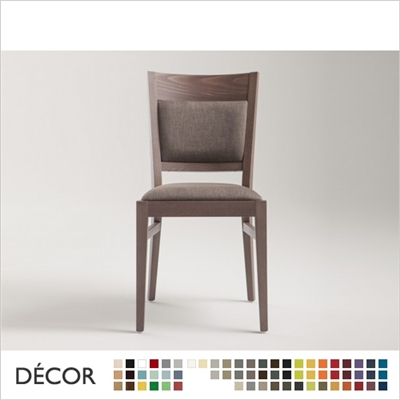 SOUL CHAIR, ECO LEATHER & DESIGNER FABRICS