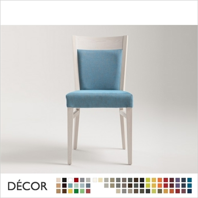 SOUL SOFT CHAIR, ECO LEATHER & DESIGNER FABRICS
