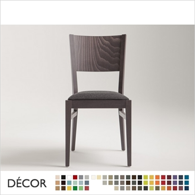 SOKO CHAIR, ECO LEATHER & DESIGNER FABRICS